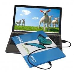 "Quellenangabe: ""obs/ChipPhotoBook - onpics GmbH/Michael Sommer"""
