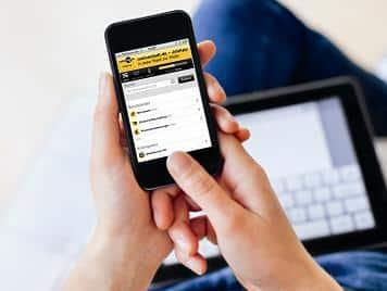 """Photo of Rasante Entwicklung der """"Job App"""" von meinestadt.de bestätigt: Mobile Jobsuche kein Trendthema mehr"""