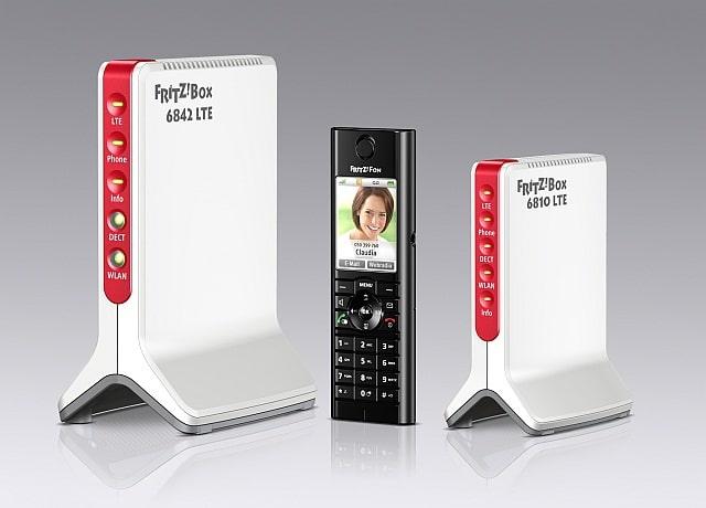 Cebit 2012: AVM FRITZ!Box LTE / AVM präsentiert zur Cebit zwei neue Modelle für den LTE-Mobilfunk. FRITZ!Box 6842 LTE und FRITZ!Box 6810 LTE